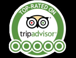 5 stars tripadvisor